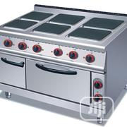 Six Burner Electric Cooker With Oven | Restaurant & Catering Equipment for sale in Lagos State, Ojo