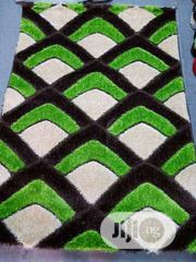 Green Quality 4 by 6 Rug | Home Accessories for sale in Lagos State, Lekki Phase 1
