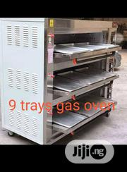 9 Trays Gas Oven | Industrial Ovens for sale in Abuja (FCT) State, Central Business District