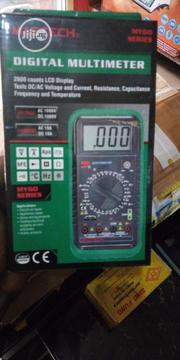 MY60 Digital Mastech Meter | Measuring & Layout Tools for sale in Lagos State, Ojo