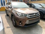 Toyota Highlander 2017 Brown | Cars for sale in Lagos State, Amuwo-Odofin