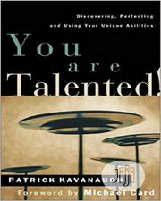You Are Talented By Patrick Kavanaugh | Books & Games for sale in Lagos State, Oshodi-Isolo