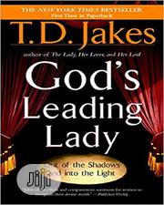 God's Leading Lady By T. D. Jakes | Books & Games for sale in Lagos State, Oshodi-Isolo