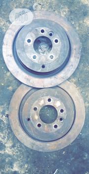 Complete Back Brake Disc Range Rover Sport | Vehicle Parts & Accessories for sale in Lagos State, Mushin