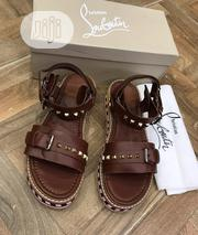 Louboutin Men's Brown Sandal | Shoes for sale in Lagos State, Surulere