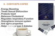 Norman Cordycept Coffee | Vitamins & Supplements for sale in Lagos State, Lekki Phase 1