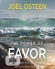 The Power Of Favor By Joel Osteen | Books & Games for sale in Lagos State, Oshodi-Isolo
