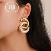 Double Loop Earing | Jewelry for sale in Lagos State, Ojo