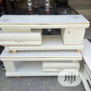 A Set Of Center Table And Television | Furniture for sale in Lagos State, Ojo