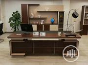 Quality 2mtrs Executive Office Table | Furniture for sale in Lagos State, Lekki Phase 2