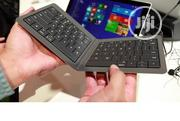 Microsoft Universal Bluetooth Foldable Keyboard | Computer Accessories  for sale in Lagos State, Ikeja