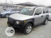 Honda Element 2006 Silver   Cars for sale in Lagos State, Lekki Phase 2