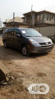 Toyota Sienna 2005 XLE Gray | Cars for sale in Lagos State, Isolo