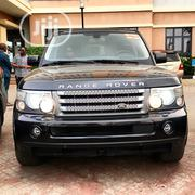 Land Rover Range Rover Sport 2007 Black | Cars for sale in Lagos State, Yaba