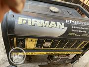 6.5 Original Firman Generator FPG8800E2   Electrical Equipment for sale in Lagos State, Yaba
