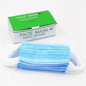 3 Ply Face Mask Surgical Disposable 50pcs/Box