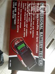Digital Battery Tester Available | Measuring & Layout Tools for sale in Lagos State, Ojo