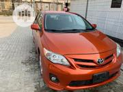Toyota Corolla 2013 Orange | Cars for sale in Lagos State, Lekki Phase 2