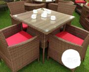 Rattan Table And Chairs   Furniture for sale in Lagos State, Ojo