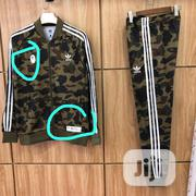 Adidas Camouflage Tracksuit   Sports Equipment for sale in Abuja (FCT) State, Wuse 2