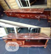 Marble Top Royal TV Stand With Table | Furniture for sale in Lagos State, Ojo