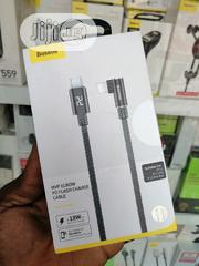 Baseus 18W Type-c To iPhone Cable | Accessories for Mobile Phones & Tablets for sale in Lagos State, Ikeja