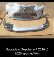 Conversion Toyota RAV4 2014 To 2019 Sport | Vehicle Parts & Accessories for sale in Lagos State, Mushin
