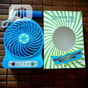 Portable Rechargeable Fan | Home Appliances for sale in Lagos State, Alimosho