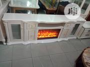 Imported Quality Marble Top Fire Place | Furniture for sale in Lagos State, Ojo