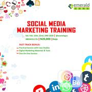 Social Media Marketing Training | Classes & Courses for sale in Lagos State, Ikeja