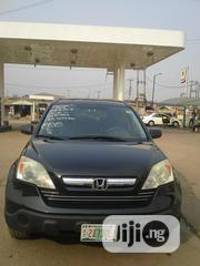 Honda CR-V 2007 Black | Cars for sale in Lagos State, Alimosho