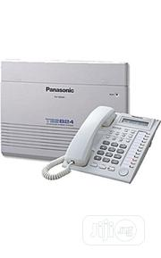 Panasonic Pabx 8 Extensions With Console Expandable To 24units | Home Appliances for sale in Lagos State, Ojo