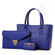 3 In 1 Quality Leather Handbag | Bags for sale in Kwara State, Ilorin South