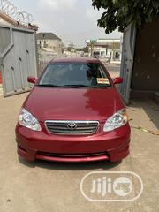 Toyota Corolla 2005 Red | Cars for sale in Lagos State, Ojodu