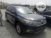 Toyota Highlander 2013 Gray   Cars for sale in Lagos State, Lekki Phase 2