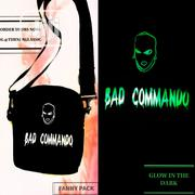 Bad Commando Glow In The Dark Fanny Pack | Bags for sale in Edo State, Benin City