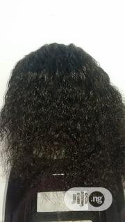 Curly Wig. Fairly Used But Affordable | Hair Beauty for sale in Abuja (FCT) State, Jabi