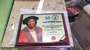 Award Plaques With Picture | Arts & Crafts for sale in Lagos State, Mushin