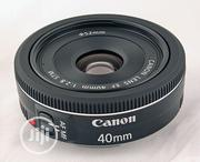 CANON Ef 40mm F/2.8. Stm Lens | Accessories & Supplies for Electronics for sale in Lagos State, Lagos Island