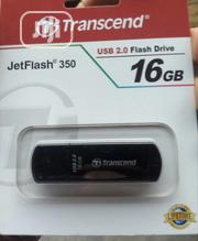 Transcend 16gb Flash Drive | Computer Accessories  for sale in Lagos State, Ikeja
