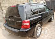 Toyota Highlander 2003 Black | Cars for sale in Lagos State, Mushin