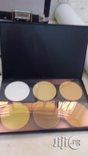 Contour ,Highlight & Blush Pallet | Makeup for sale in Lagos State, Ikeja