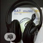 Bat Bluetooth Headset | Headphones for sale in Lagos State, Ikeja