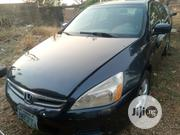 Honda Accord 2007 Sedan EX Black | Cars for sale in Abuja (FCT) State, Central Business District