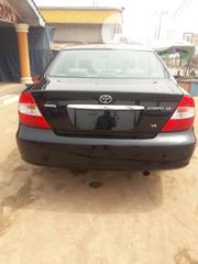 Toyota Camry 2004 Black | Cars for sale in Delta State, Oshimili South
