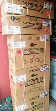 Brand New LG AC 1.5hp (INVERTER )R410 Super Cool Low Voltage With Kits | Home Appliances for sale in Lagos State, Ojo
