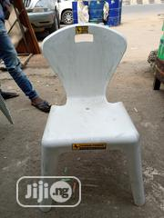 Plastic Chairs Hard And Elastic | Furniture for sale in Lagos State, Mushin