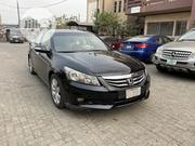 Honda Accord 2008 2.4 EX-L Black | Cars for sale in Lagos State, Ikoyi