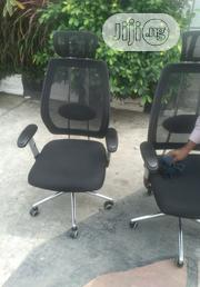 Office Chair Black | Furniture for sale in Lagos State