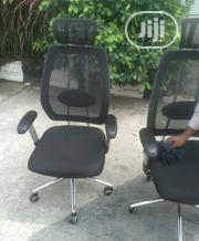 Quality Executive Net Chair | Furniture for sale in Lagos State